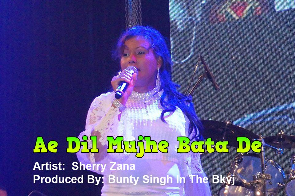 Ae Dil Mujhe Bata De By Sherry Zana (2019 Bollywood Cover)